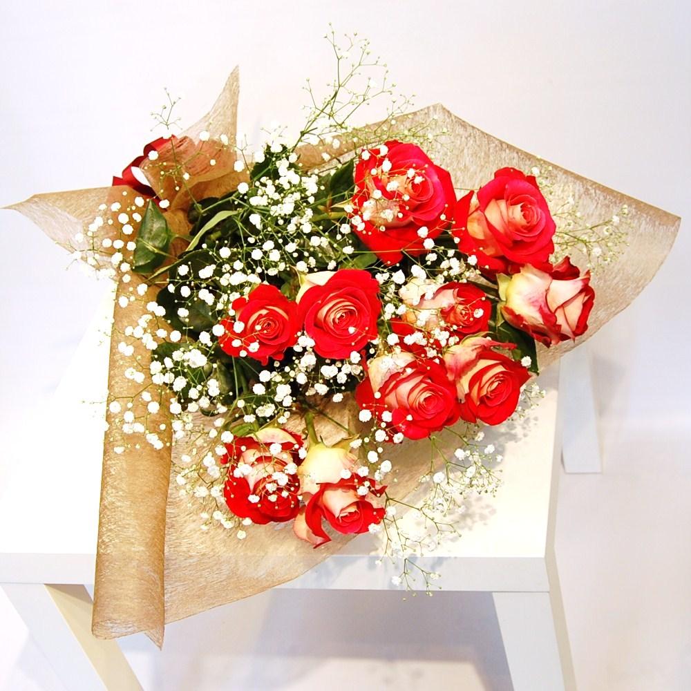 母の日用限定 花束 バラ  ピンク系