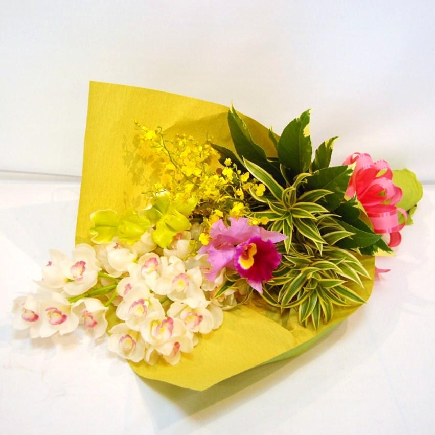 花束 蘭系